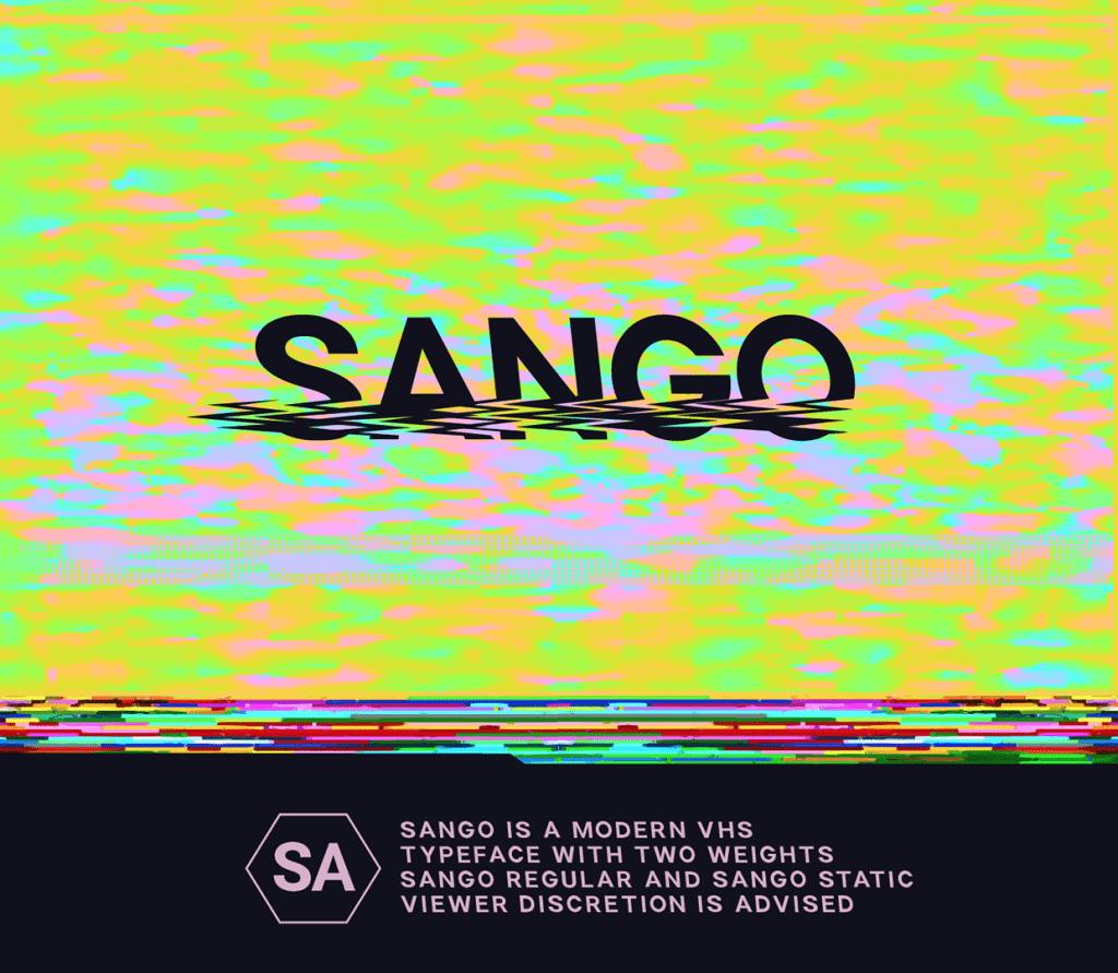 Sango – Free Typeface