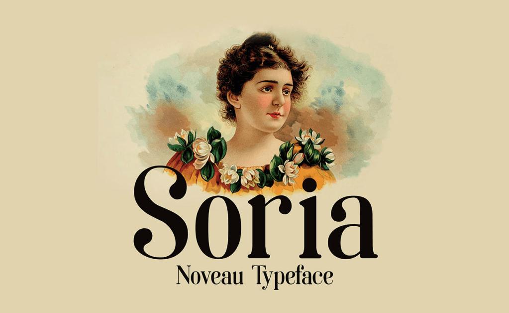 Soria – Free Typeface