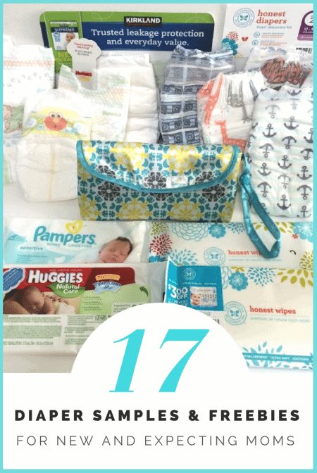 17+ Diaper Samples & Freebies for New and Expecting Moms