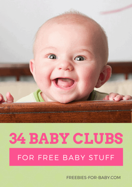 34 baby clubs to join for free baby stuff