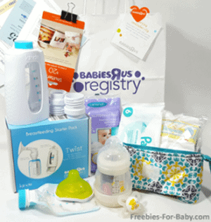 Free Gift Bag from Babies 'R Us