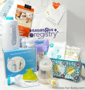 Best Baby Registries For Free Baby Stuff - Baby freebies