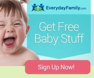 Free Diaper Bag + Baby Freebies from EverydayFamily