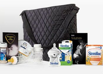 Free Diaper Bag from Similac