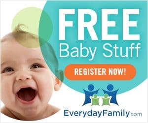 More Free Baby Stuff from EverydayFamily