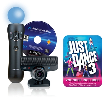 Amazon: PlayStation Move Essentials Bundle: Just Dance 3 Only $39.99 Shipped! (Reg. $69.99 ...