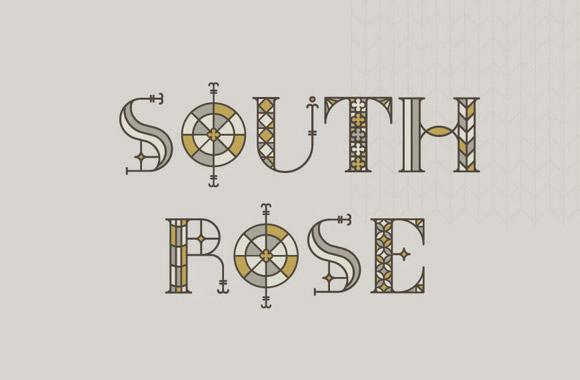 South Rose Font Free Download