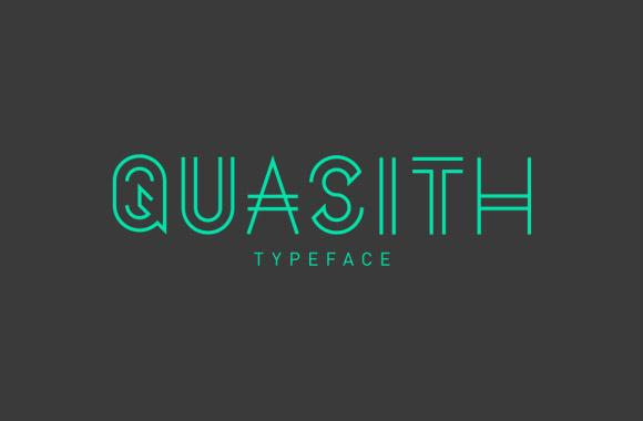 Quasith Regular Free Font Download