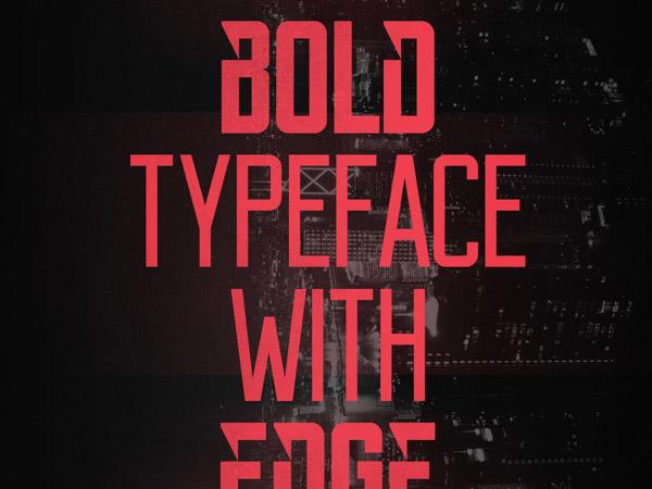 Reckoner Free Font Download