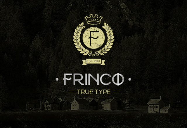 Frinco Free Font Download
