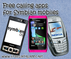 Free calling apps for Symbian mobiles.