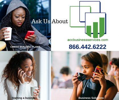 ACC Business Services - Ask Us Campaign