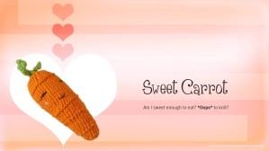 Sweet Carrot free Desktop Wallpaper HD
