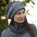 0-884 Hat and neck warmer
