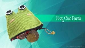 Free Frog Coin Purse Desktop Wallpaper