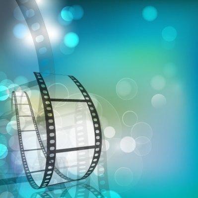 Dream Film backgrounds vector set 03 - Vector Background free download
