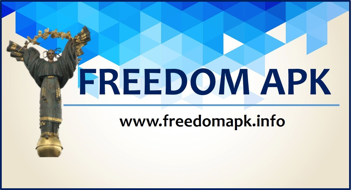 Freedom Apk v208+Officially 2018 - Get the full freedom