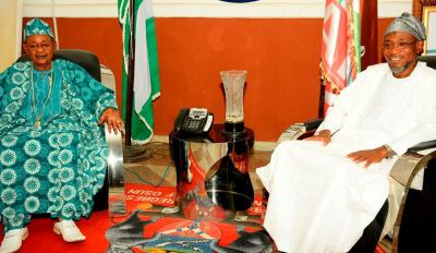 Alaafin, Aregbesola to Nigerians: With patriotism, Nigeria will be great again - Freedom Online