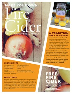 Free Fire Cider