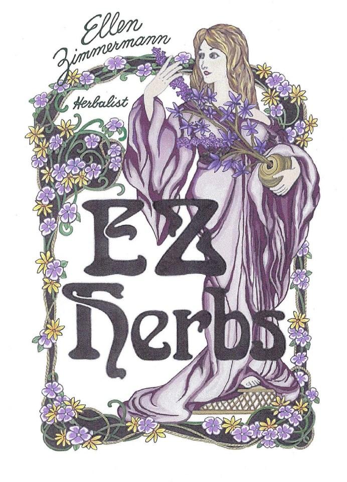 EZ herbs logo