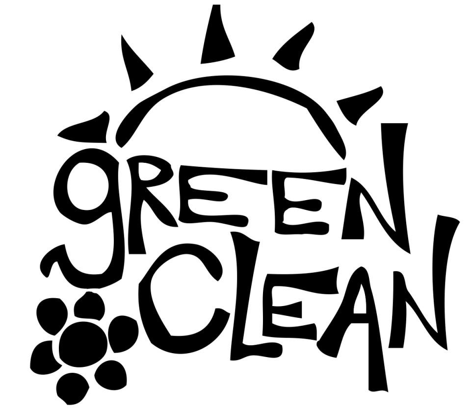 GreenCleanLogoBlack