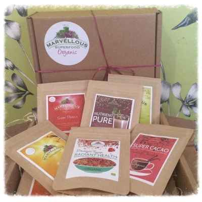 Introducing Marvellous Superfood & A Giveaway…