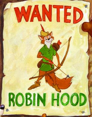 Wanted Robin Hood