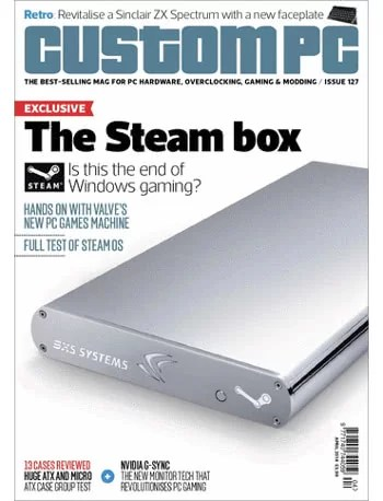 Custom PC Issue 127