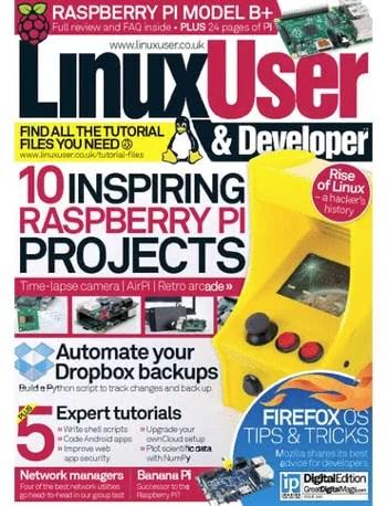 Linux User & Developer Issue 143