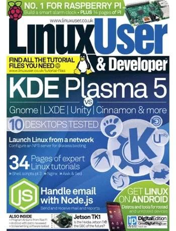 Linux User & Developer Issue 144