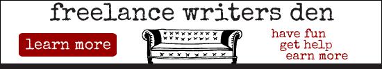 Is freelance writers den worth it