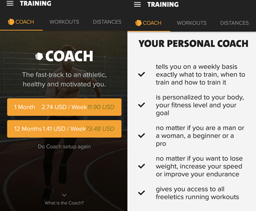 Freeletics Running Coach Review