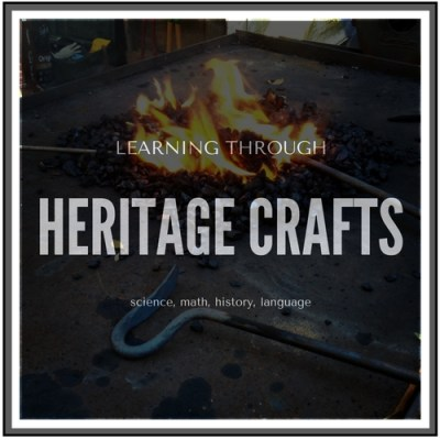 Learning Academics through Historical Crafts