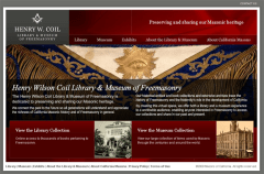 The henry Wilson Coil Library and Museum
