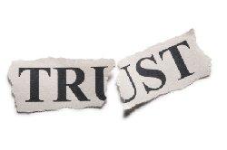 When a Trust is Broken
