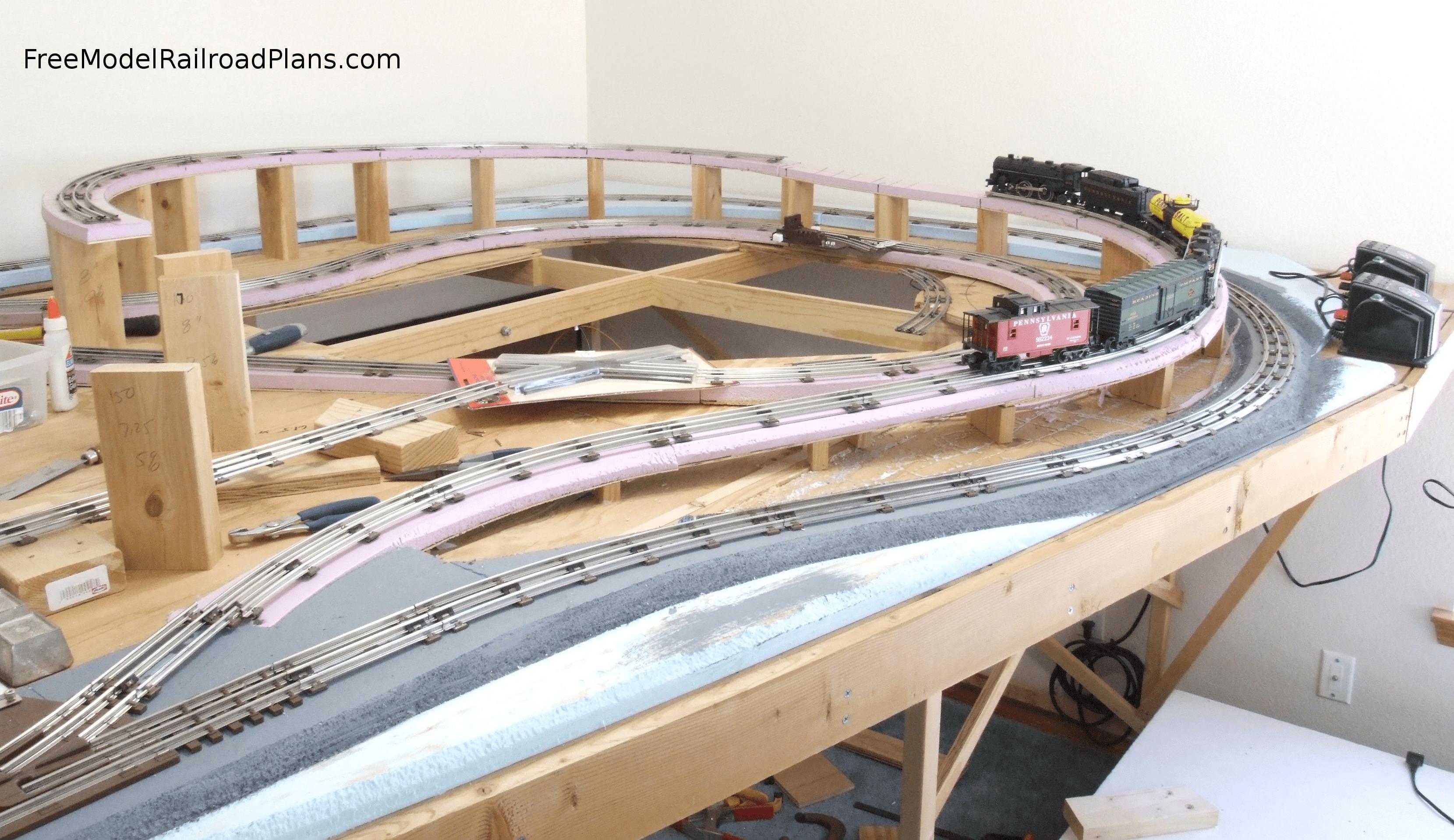 Calculating Model Railroad Grades – Free Model Railroad Plans