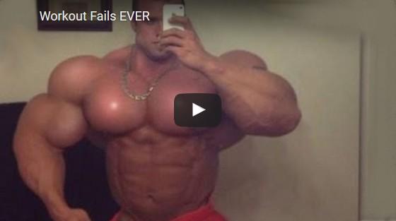 popular video - bodybuilding fail