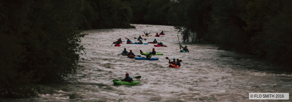 Kayaker to conservationist