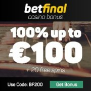 Betfinal Casino free spins