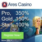Ares Casino free spins