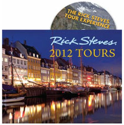 Free Rick Steves' 2012 Tour Catalog and Tour Experience DVD - Canada and US