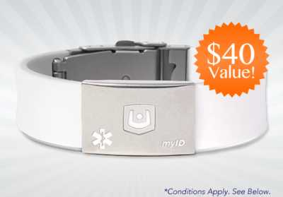 Quality Health Win a Free Life-Saving Medical ID Bracelet