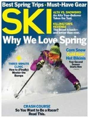 Mercury Magazines Free Ski Magazine Subscription - US