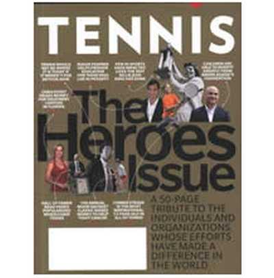 FreeBizMag Free Tennis Magazine One-Year Subscription - US