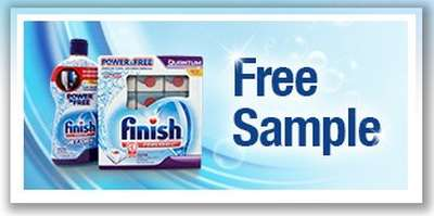 Finish Dish Washing Free Power & Free Dishwashing Sample - US