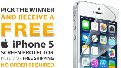 ViewGuard March Madness Free iPhone 5 Screen Protector - US