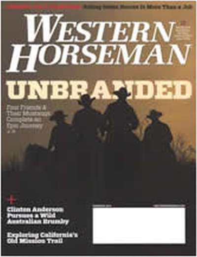 freebizmag Free Western Horseman Magazine One-Year Subscription - US