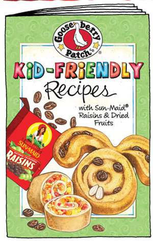 Gooseberry Patch Free Kid-Friendly Recipes Cookbook - Canada and US
