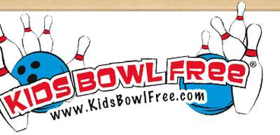 KidsBowlFree.com Free Bowling for Kids in Summer 2014