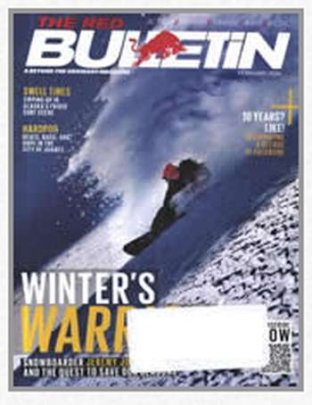 freebizmag.com Free One-Year Subscription to The Red Bulletin Magazine - US